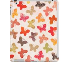 Butterfly Picnic iPad Case/Skin