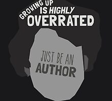 Just Be An Author  by audreyredpath