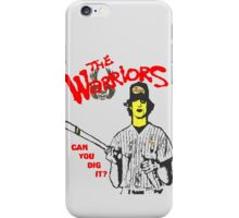 CAN YOU DIG IT? iPhone Case/Skin