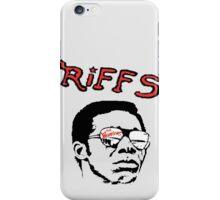 THE RIFFS iPhone Case/Skin