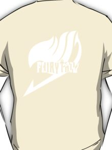 【4300+ views】Fairy Tail in White T-Shirt