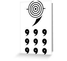 【11500+ views】NARUTO: Obito of Six Paths Greeting Card