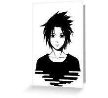 【7700+ views】NARUTO: Uchiha Sasuke II Greeting Card