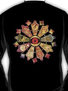 【26300+ views】NARUTO: Tailed Beasts T-Shirt