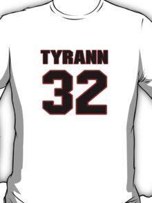 NFL Player Tyrann Mathieu thirtytwo 32 T-Shirt