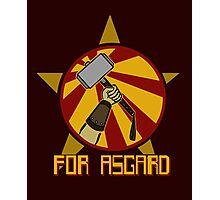 For Asgard! Photographic Print