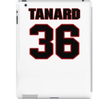 NFL Player Tanard Jackson thirtysix 36 iPad Case/Skin