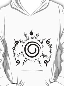 【19900+ views】NARUTO: the Seal of Nine-tails T-Shirt