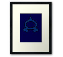 【5800+ views】Pokemon Team Aqua Framed Print