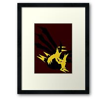 【7000+ views】Pokemon Giratina Framed Print