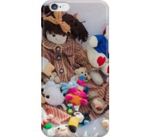 old doll iPhone Case/Skin