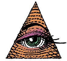 Her Eye In The Pyramid #3 by Javis  White