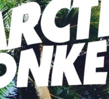 Arctic Monkeys - Palm Trees Sticker