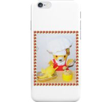 Fred Starts the Christmas Dinner Preparations iPhone Case/Skin