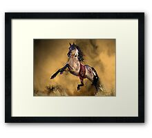Dreamweaver'... Framed Print