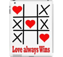T-Shir- LOVE ALWAYS WINS+Phone Cases+Pillows & Totes+Mugs+Prints, Cards & Posters+Laptop Skins iPad Case/Skin