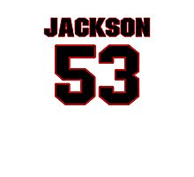 NFL Player Jackson Jeffcoat fiftythree 53 Photographic Print