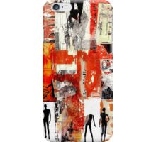 RICH PAST iPhone Case/Skin