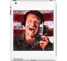 The Magic of Robin Williams  iPad Case/Skin