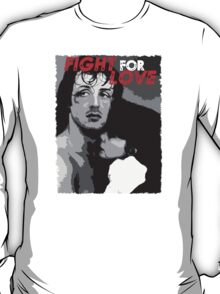 Rocky: Fight For Love T-Shirt