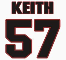 NFL Player Keith Smith fiftyseven 57 by imsport
