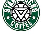 STARKBUCKS COFFEE by 126pixels