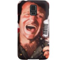 The Magic of Robin Williams  Samsung Galaxy Case/Skin
