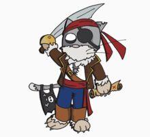 Pira cat (chat pirate) by maxdiet