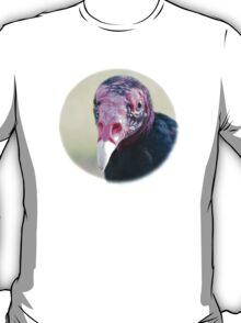 Young Turkey Vulture / Junger Truthahngeier T-Shirt