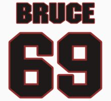 NFL Player Bruce Campbell sixtynine 69 by imsport