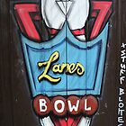 Lanes bowl by Roxy J