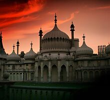 Royal Pavilion, Brighton by Roxy J