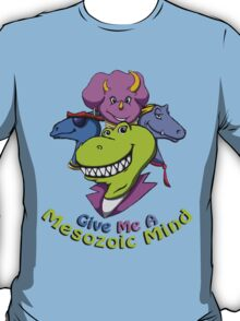 You can keep your Cenozoic  T-Shirt