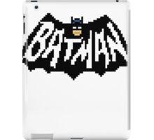 Bat Pixelart iPad Case/Skin