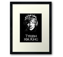 Tyrion ( GoT ) Framed Print