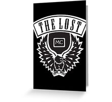 The lost Greeting Card
