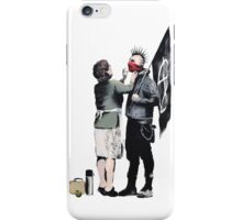 Banksy - Anarchy iPhone Case/Skin