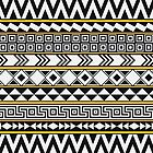Bold Geometric Pattern by ChunkyDesign