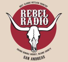 Rebel Radio! by chachipe