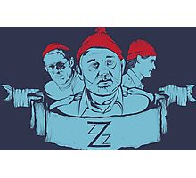 Team Zissou Photographic Print