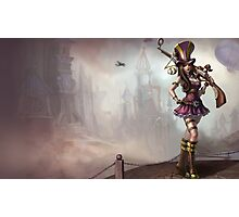 LOL League of Legends Caitlyn Photographic Print