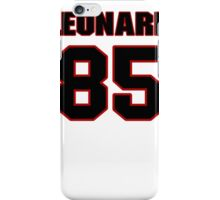 NFL Player Leonard Hankerson eightyfive 85 iPhone Case/Skin