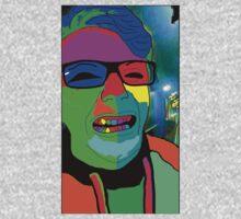 Pastel Vomit LSD Michael by Platinum O.G