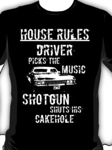 House Rules T-Shirt