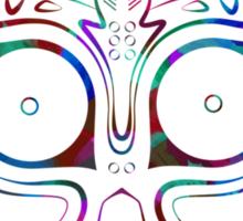 Majora's Mask Lines Color 3 Sticker