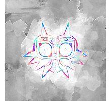 Majora's Mask Lines Color 2 Photographic Print
