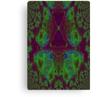 Cold Fusion mapping of Photons into Electron- Positron pairs Canvas Print