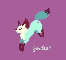 Adorable Fox by hocapontas