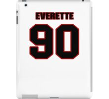 NFL Player Everette Brown ninety 90 iPad Case/Skin