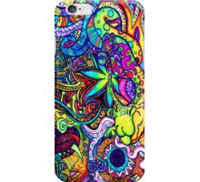 Psy Worm iPhone Case/Skin